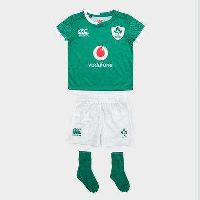 Canterbury Ireland IRFU 2019/20 Home Infant Rugby Kit