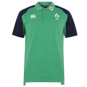 Canterbury Ireland IRFU 2019/20 Polo Shirt Mens