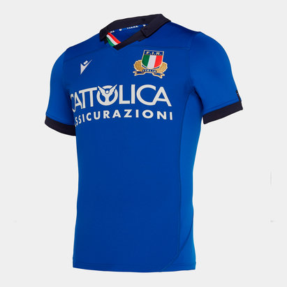 Macron Italy 2019/20 Home Test S/S Shirt
