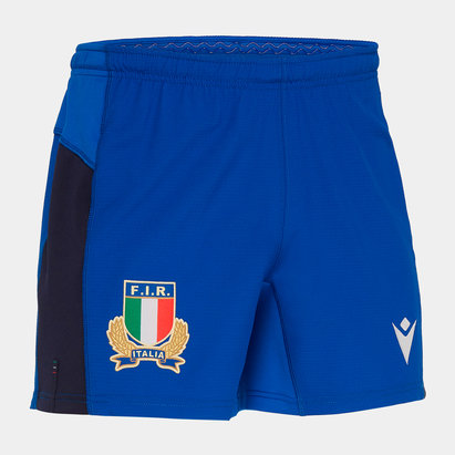Macron Italy 2019/20 Home Players Shorts