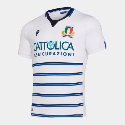 Macron Italy 2019/20 Alternate S/S Replica Shirt