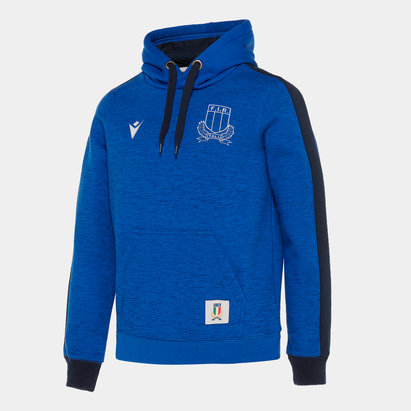 Macron Italy 2019/20 Kids Travel Hooded Sweat