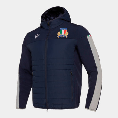 Macron Italy 2019/20 Players Off Field Jacket