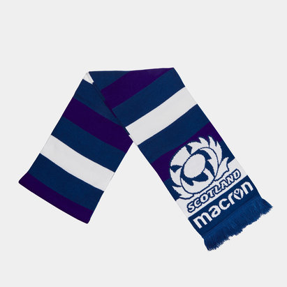 Macron Scotland Rugby Scarf
