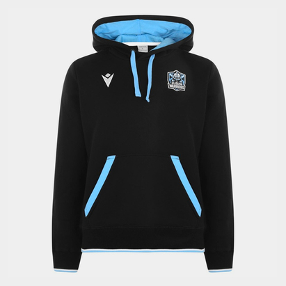 Macron Glasgow Warriors 2019/20 Heavy Hooded Sweat