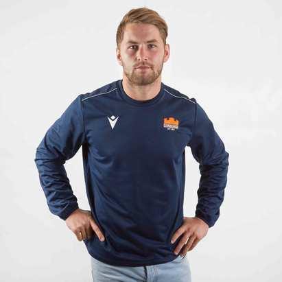 Macron Edinburgh 2019/20 Training Sweatshirt