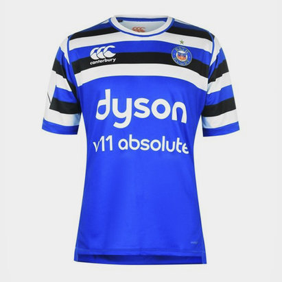 Canterbury Bath 2019/20 Home Pro Shirt