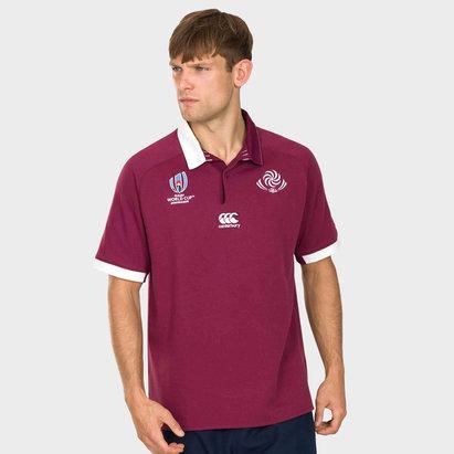 Canterbury Georgia RWC 2019 Home S/S Classic Shirt
