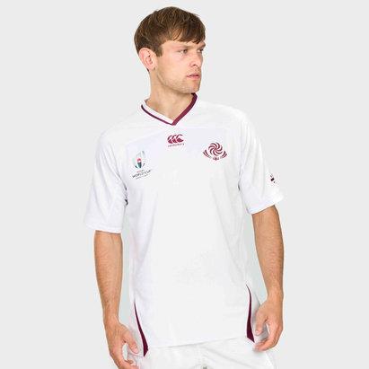 Canterbury Georgia RWC 2019 Alternate S/S Pro Shirt