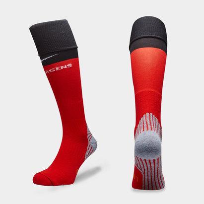 Saracens 2019/20 Home Replica Socks
