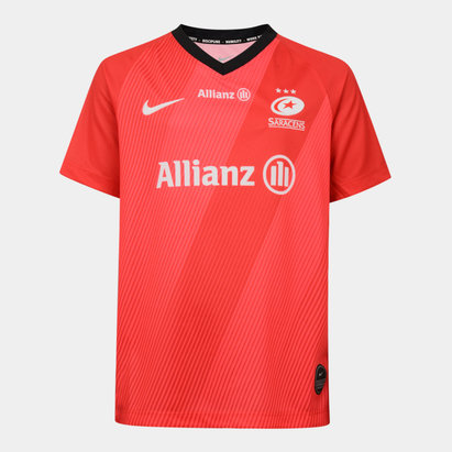 Nike Saracens 2019/20 Alternate Kids Replica Shirt