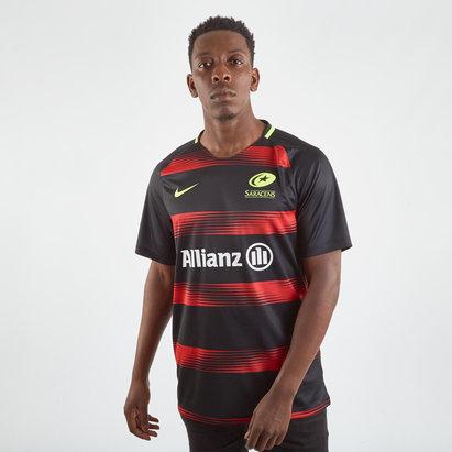 Nike Saracens 19/20 Mens Training Shirt