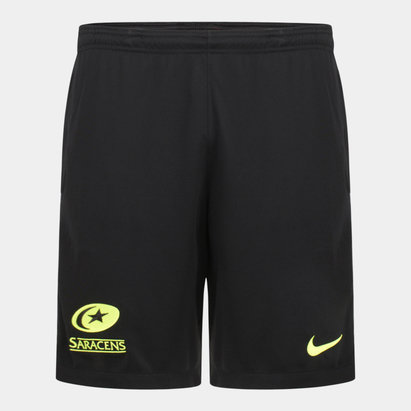 Nike Saracens 2019/20 Off Field Shorts