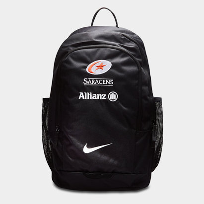 Nike Saracens 19/20 Players Backpack