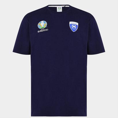 UEFA Euro 2020 Scotland Core Tee Mens
