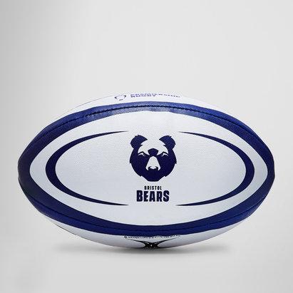 Gilbert Bristol Replica Rugby Ball