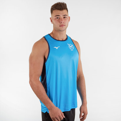 Mizuno Namibia 2019/20 Players Rugby Training Singlet