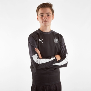 Puma Newcastle United 19/20 Kids Rain Training Top