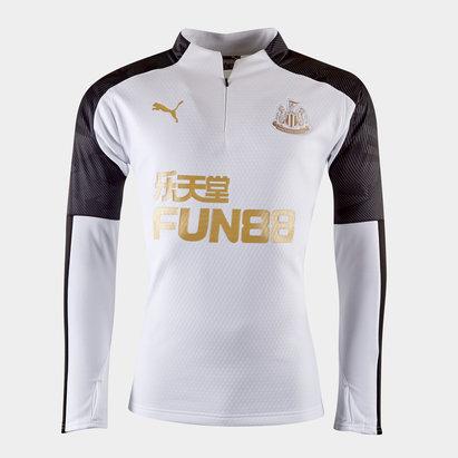 Puma Newcastle United 19/20 Players Fleece Training Top