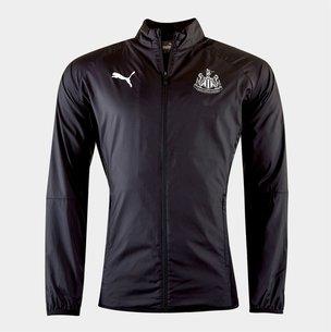 Puma Newcastle United 19/20 Kids Woven Football Jacket