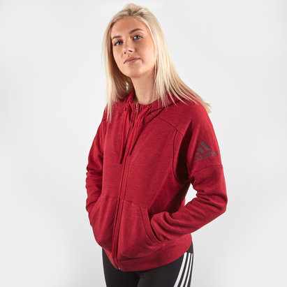 adidas ID Melang Zip Hoody Ladies