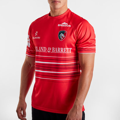 Kukri Leicester Tigers 2019/20 Alternate Replica Shirt