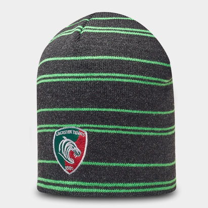 Kukri Leicester Tigers 2019/20 Beanie Hat