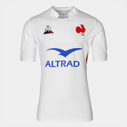 Le Coq Sportif France 2019/20 Alternate S/S Rugby Shirt