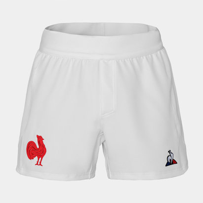 Le Coq Sportif France 2019/20 Home Rugby Shorts