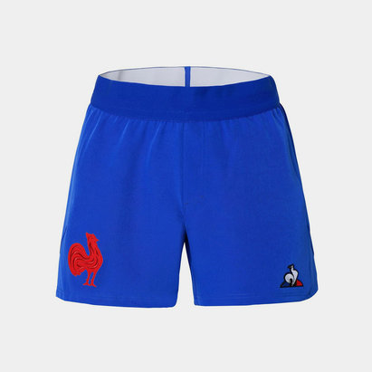 Le Coq Sportif France 2019/20 Alternate Rugby Shorts