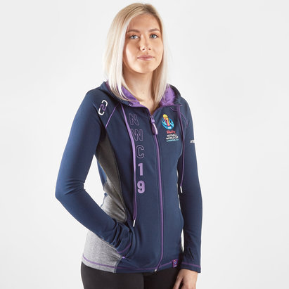 C2C VNWC 2019 Ladies Supporter Fitted Full Zip Hooded Sweat