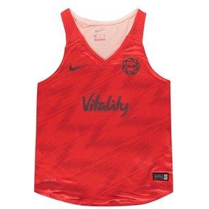 Nike England Netball Tank Top Juniors