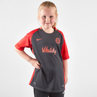 Nike England Short Sleeve T Shirt Juniors