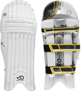 Masuri E Line Cricket Pads Junior