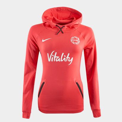 Nike England NWC 2019 Ladies Netball Hooded Sweat