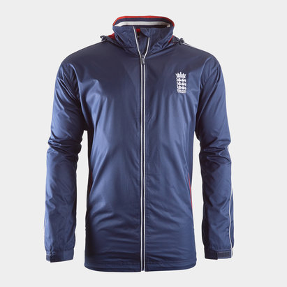 England Cricket Rain Jacket Mens