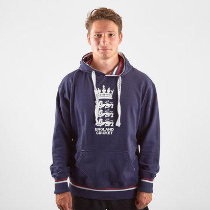 England Cricket Hoodie Mens