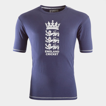 England Cricket Large Logo T Shirt Mens