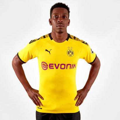 Puma Borussia Dortmund 19/20 Home Players Authentic Football Shirt