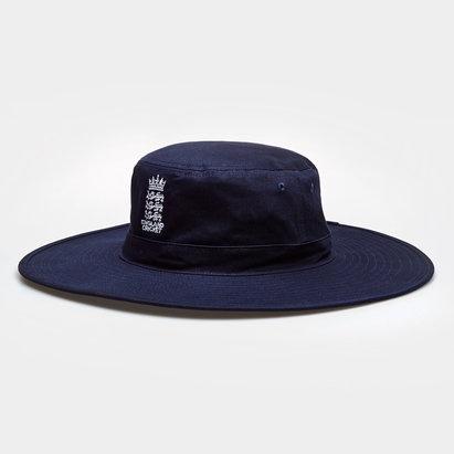 England Cricket Heritage Sun Cap Mens