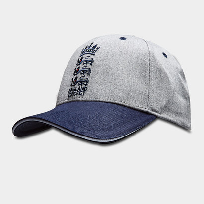 England Cricket Patriotic Two Tone Cap