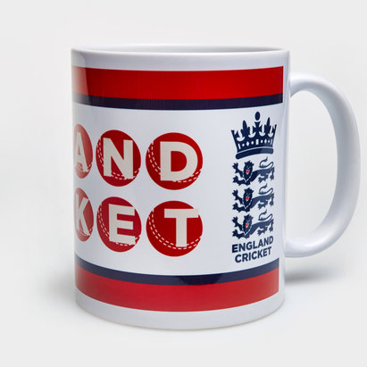 England Cricket Balls Mug