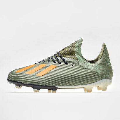 adidas X 19.1 FG Kids Football Boots