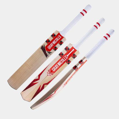 Gray Nicolls Shockwave Red Edition 5 Star Cricket Bat