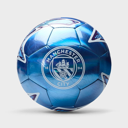 Puma Manchester City 19/20 One Laser Training Football