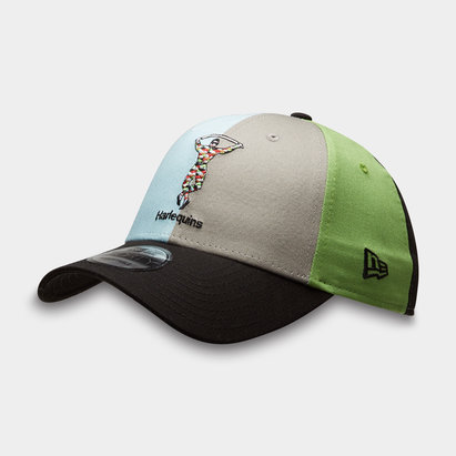 New Era Harlequins 9FORTY Quarters Rugby Cap