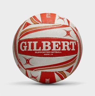 Gilbert England 2019 Supporters Netball