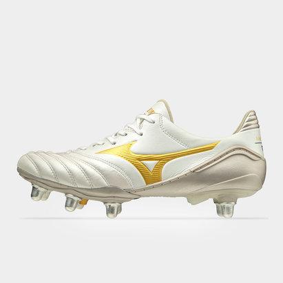 Mizuno Morlia Neo Soft Ground Rugby Boots Mens