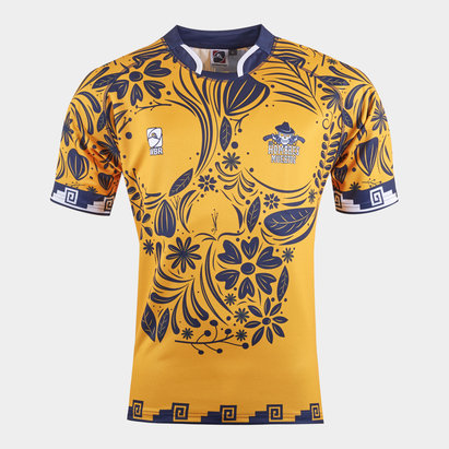 World Beach Rugby Los Hombres Muertos 2020 Home S/S Shirt