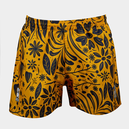 World Beach Rugby Los Hombres Muertos 2019/20 Home Rugby Shorts